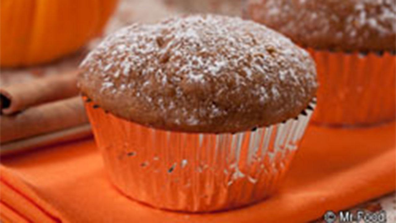 Pumpkin Pie Muffins