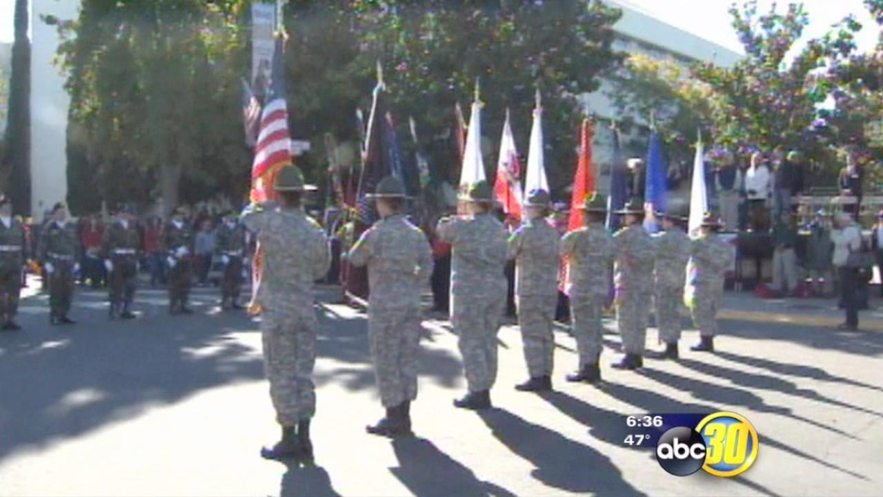 Veterans Day Events around the Valley