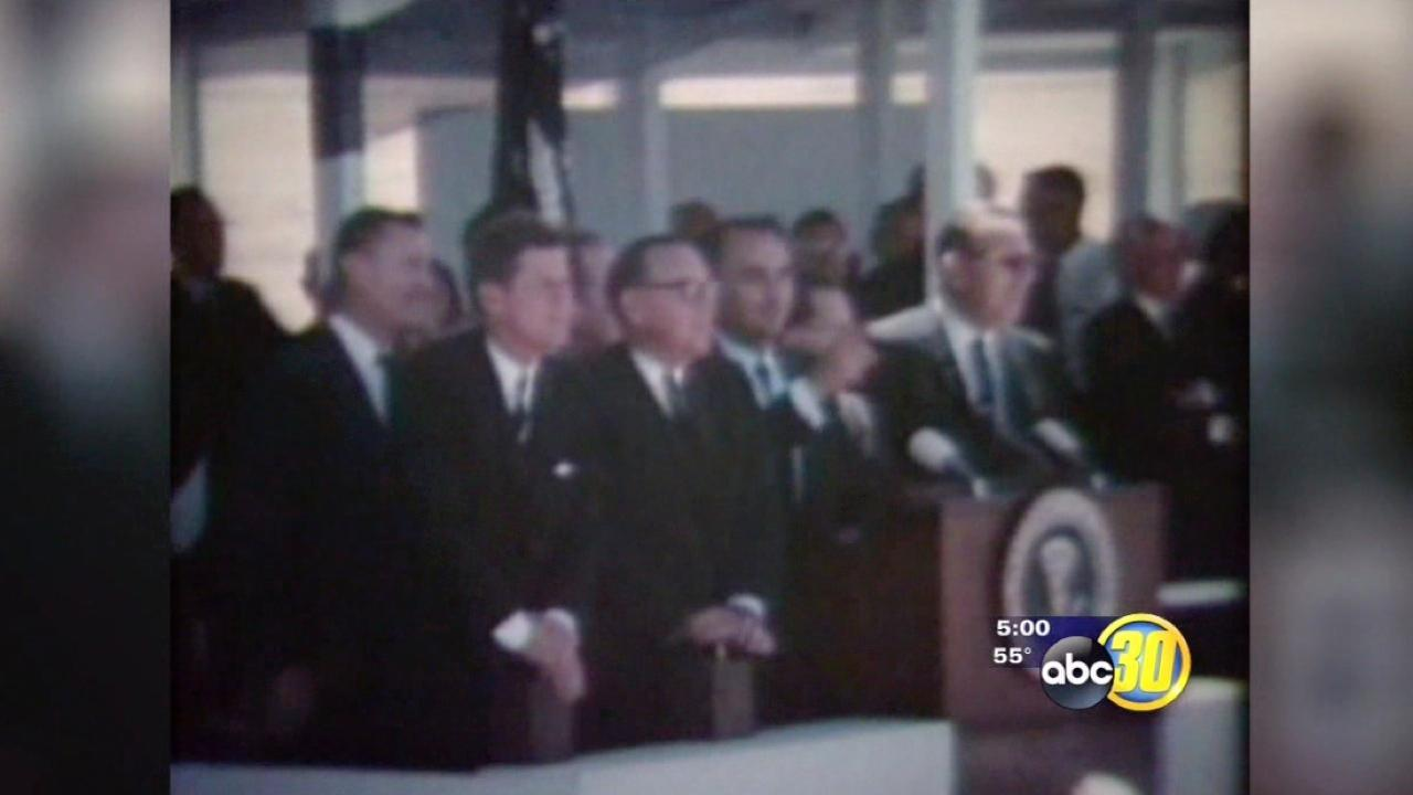 Remembering JFK in the Central Valley