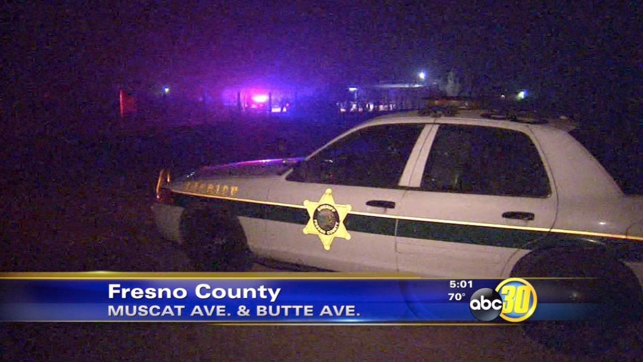 Man shot four times in Fresno County