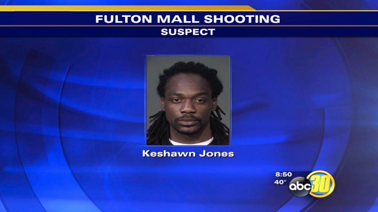 Man wanted for shooting near Downtown Fresno ice rink arrested