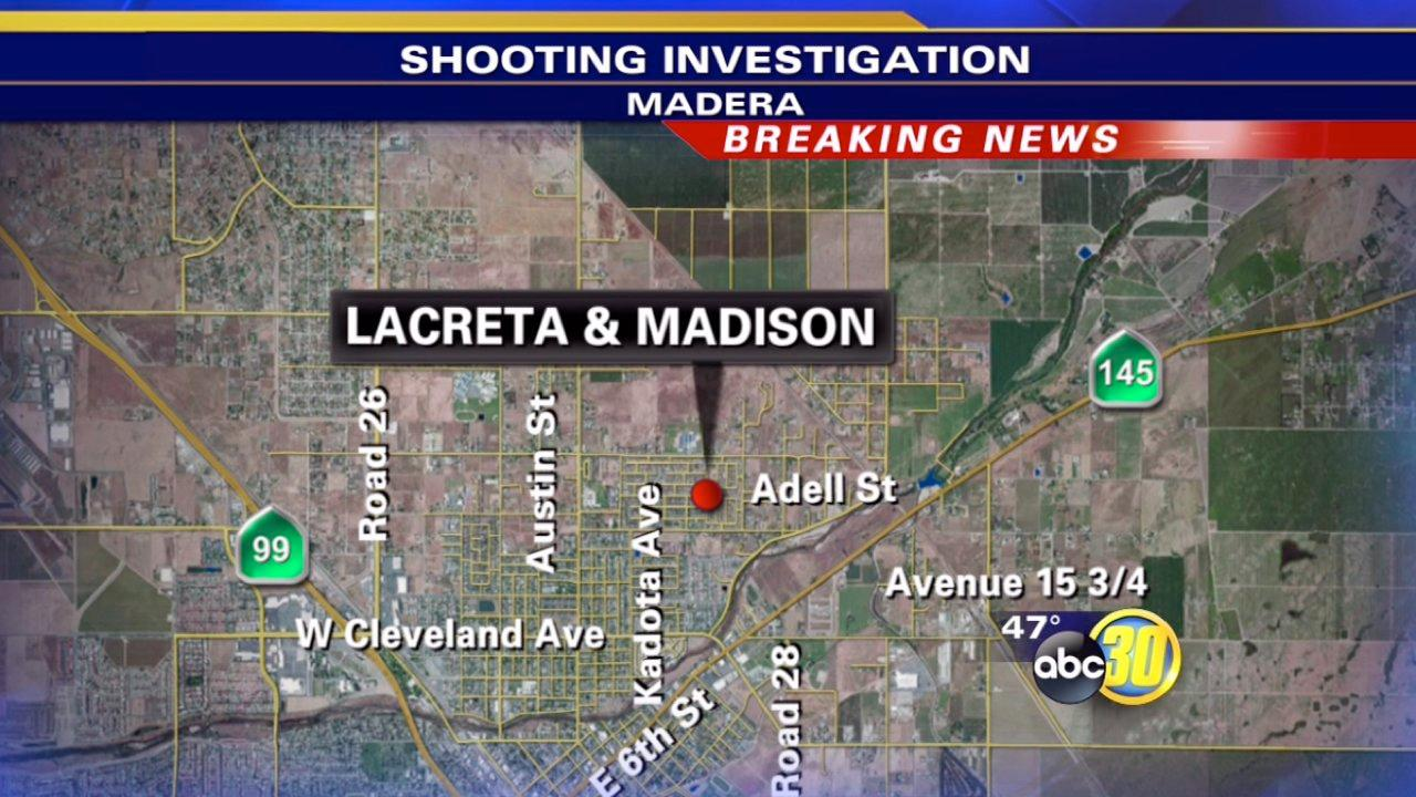 15-year-old dies after shooting in Madera