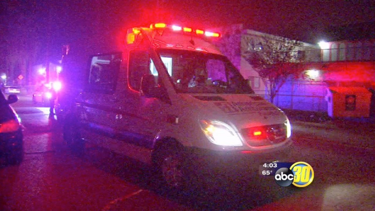 Gunshot victim tossed from car near Fresno State dies