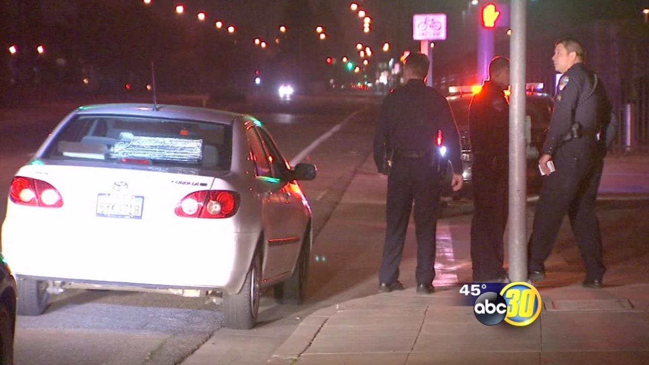 3 men arrested after shoplifting at a Clovis Kohl's