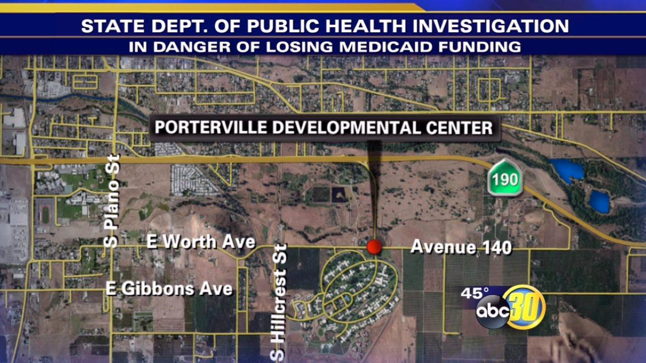 Porterville center for developmentally disabled may lose Medicaid