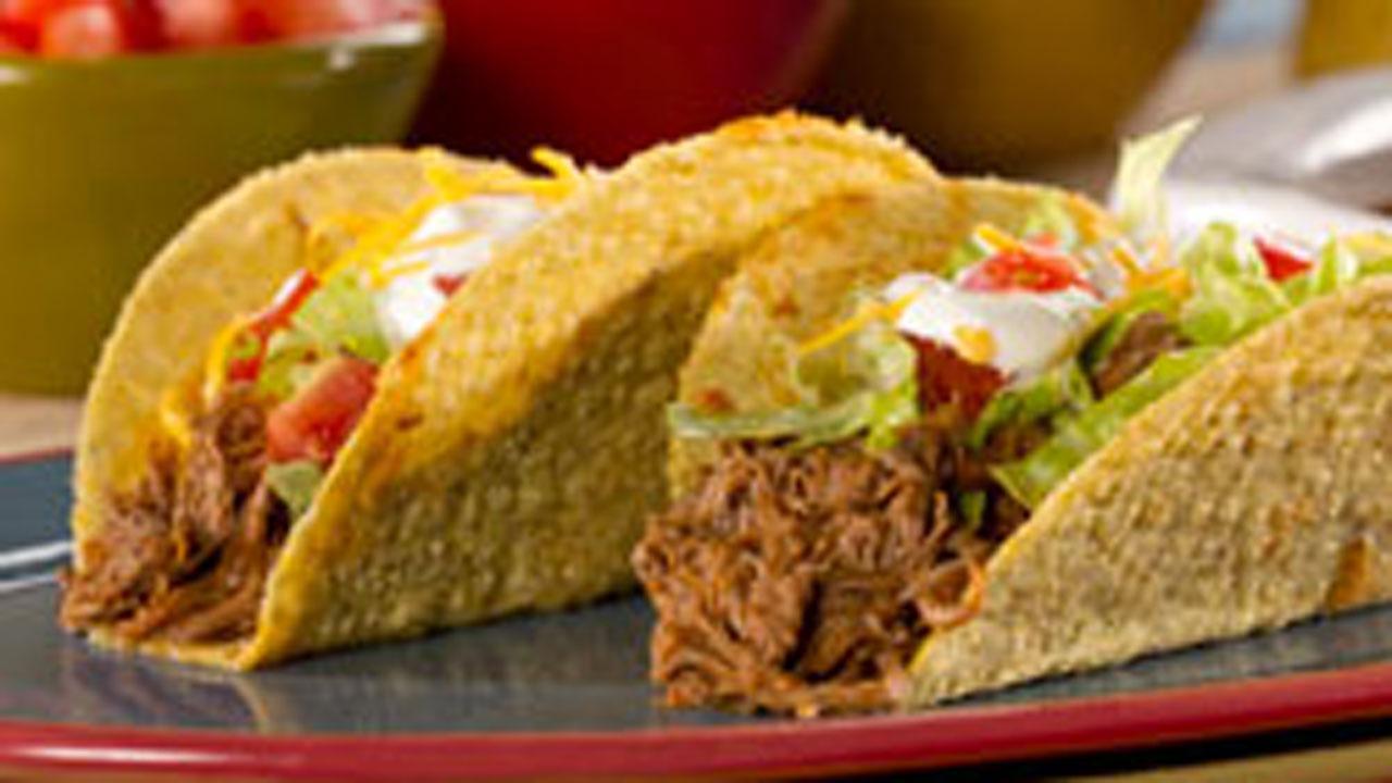 Stress-Free Tacos