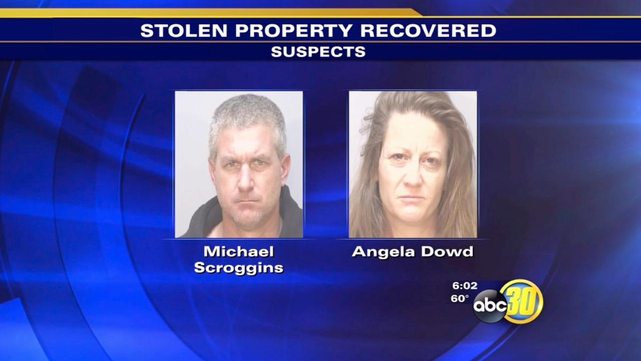 2 accused of stealing from a Coalinga hospital arrested