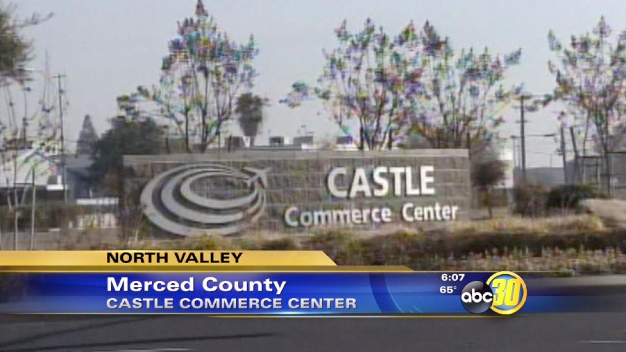 Google to lease Castle Commerce Center near Atwater