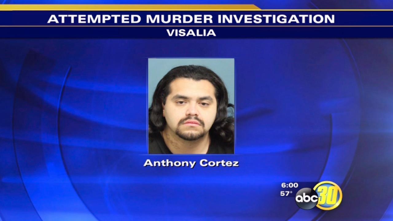 Gang member arrested days after Visalia shooting