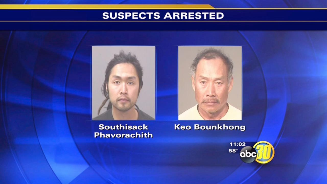 Fresno Co. pot bust lands father and son in jail