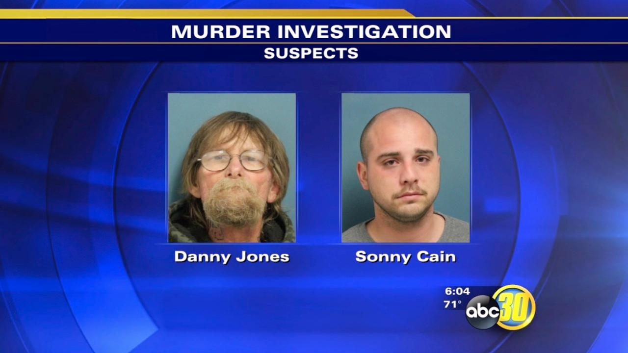 2 Lemon Cove men arrested in homicide case