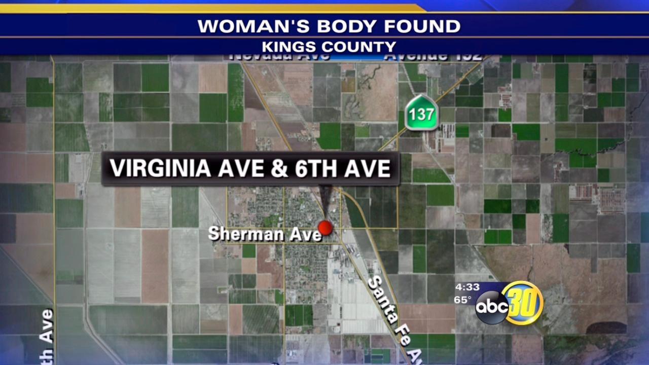 Woman found dead in Kings County field identified