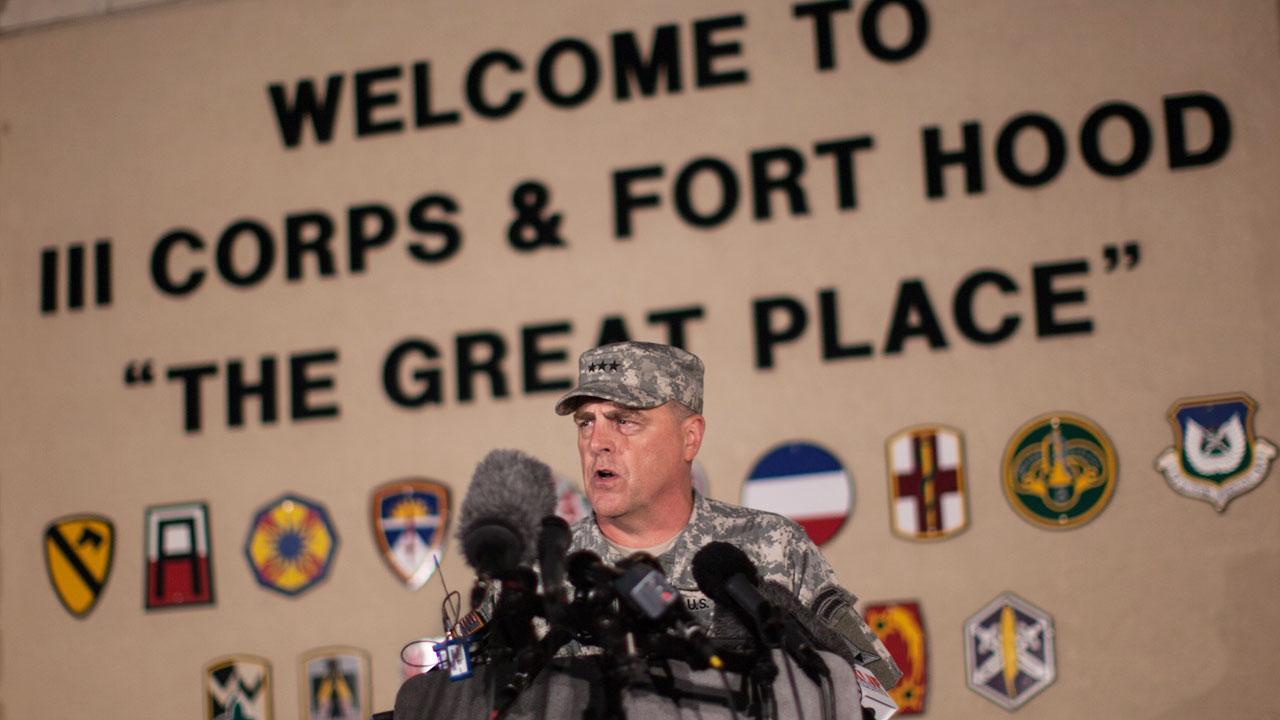 Fort Hood shooting: 4 dead, including gunman; 16 injured