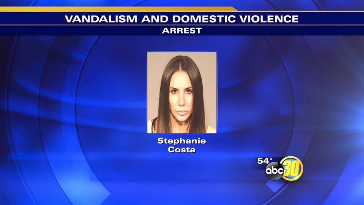 Reality TV star Stephanie Costa