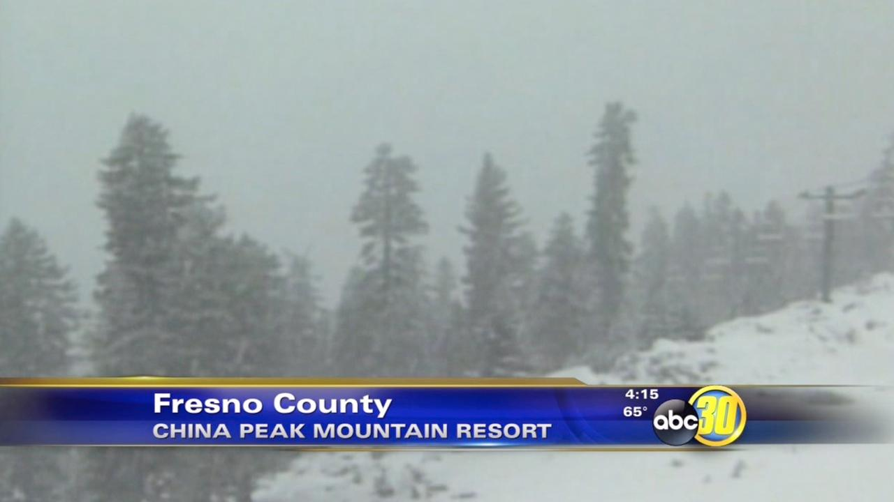 China Peak to close for season this weekend
