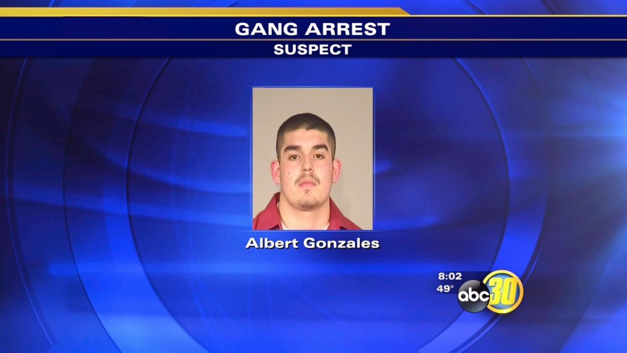 Fresno PD: Gang member arrested for gun violations