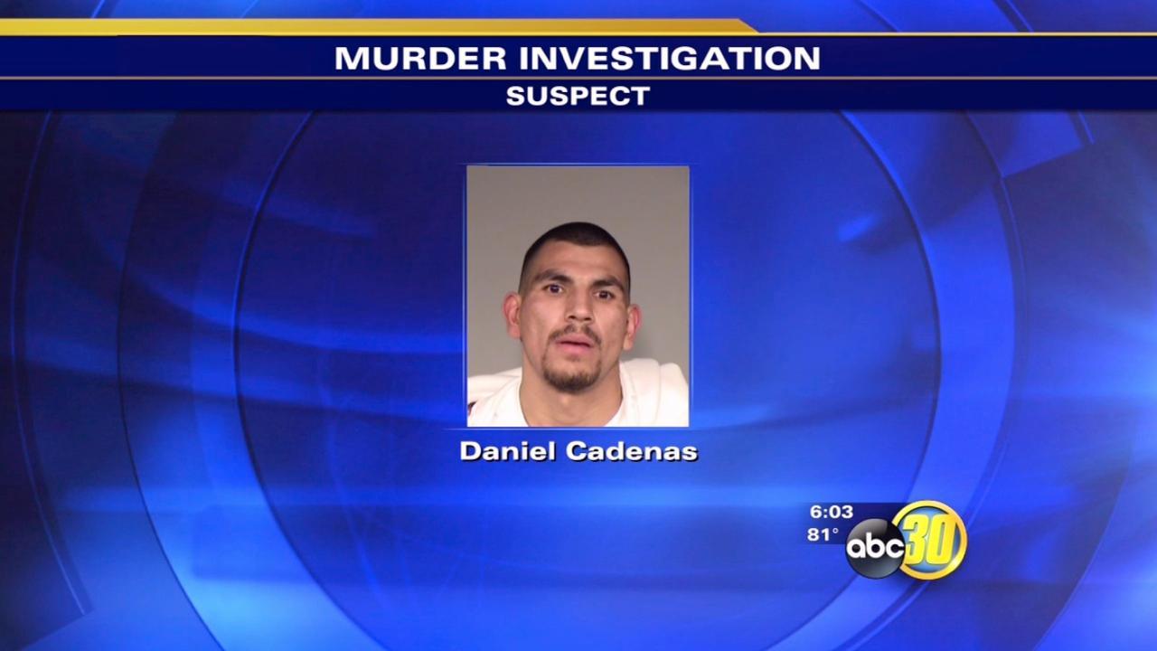 Suspect sought in Central Fresno murder