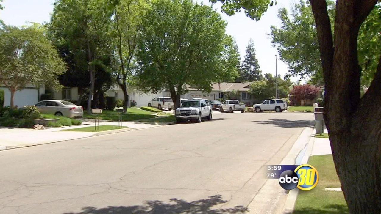 Man dead, wife wounded in Fresno murder-suicide attempt