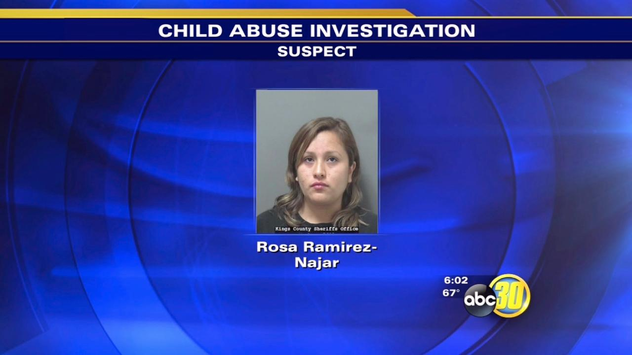 Woman arrested in Kings County child abuse probe
