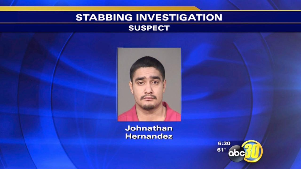 Man arrested for a stabbing in Southeast Fresno