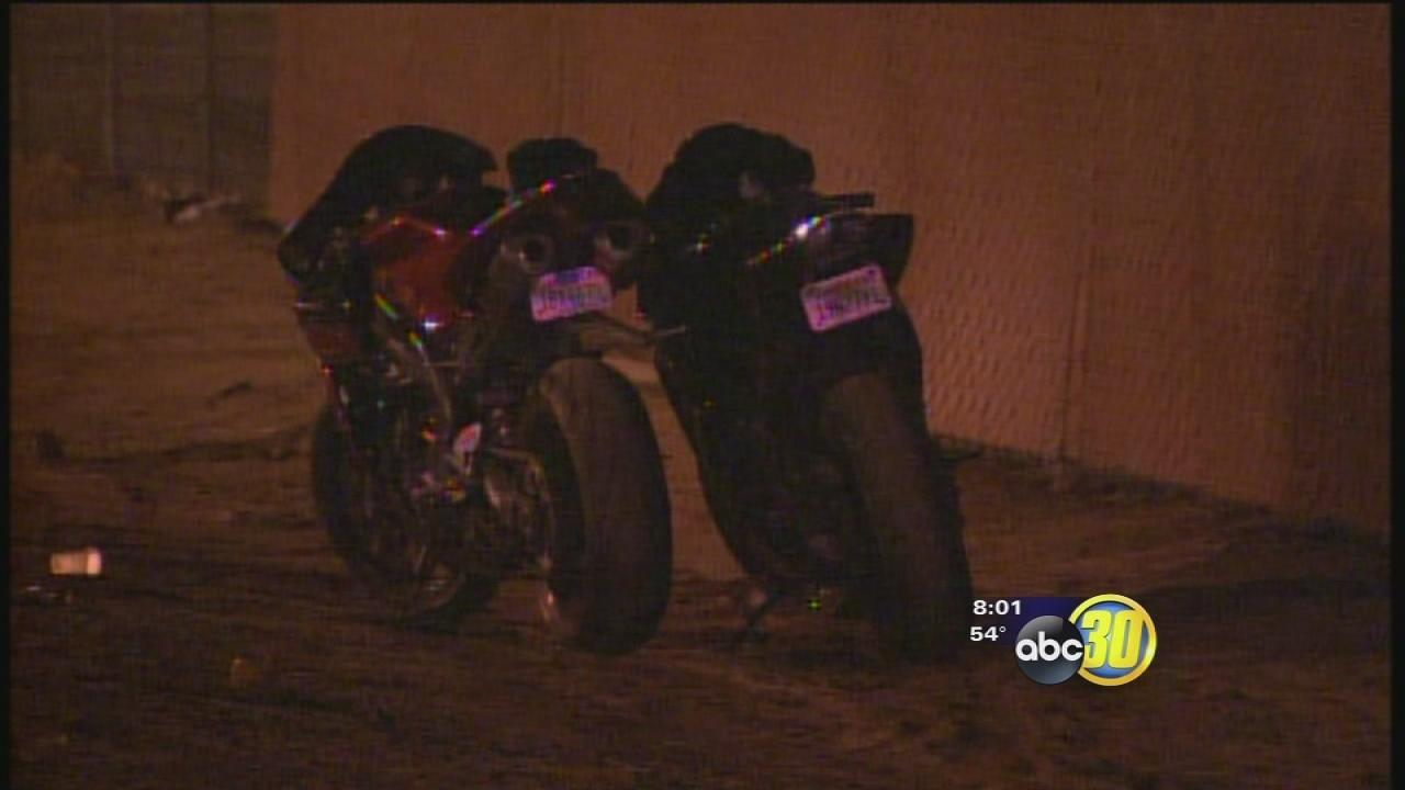 Biker club shoot out in Calwa leaves one dead and several injured