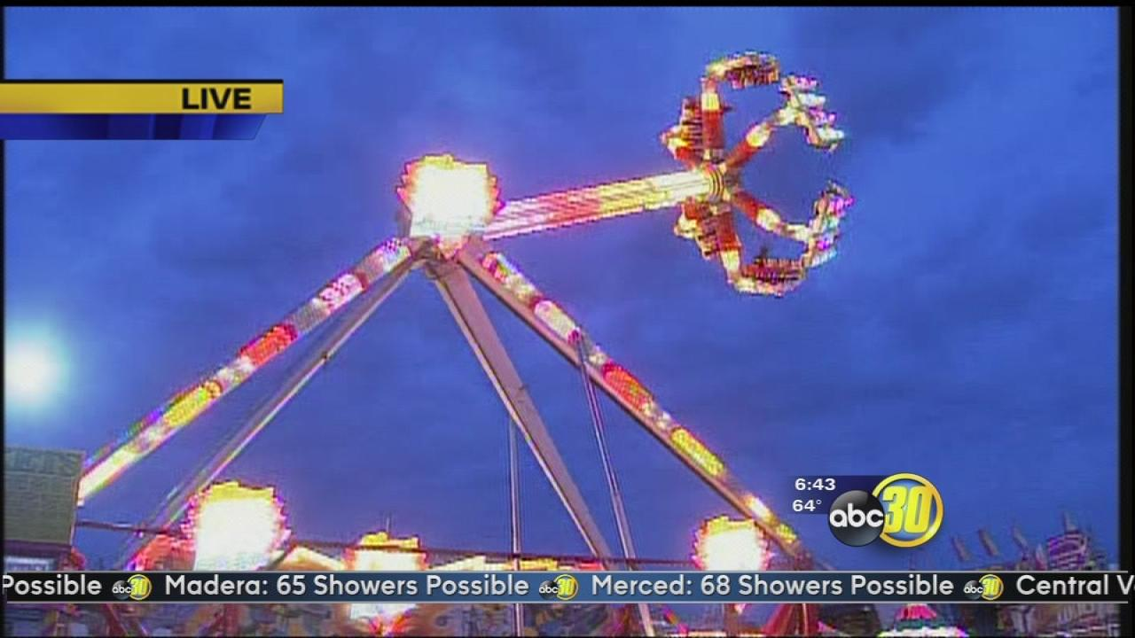 One Buck Carnival Rides At The Fresno Fair Abc30