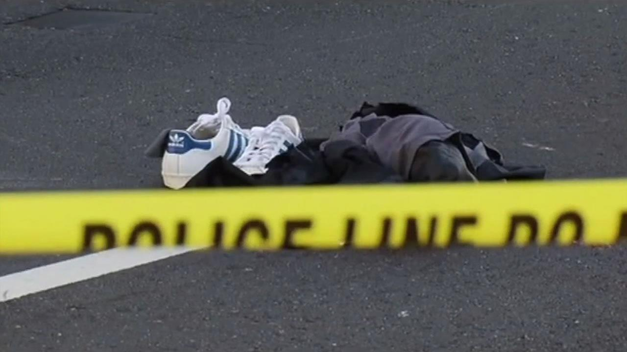 There is a specific group of people, pedestrians, in danger of becoming victims of traffic accidents in San Francisco.