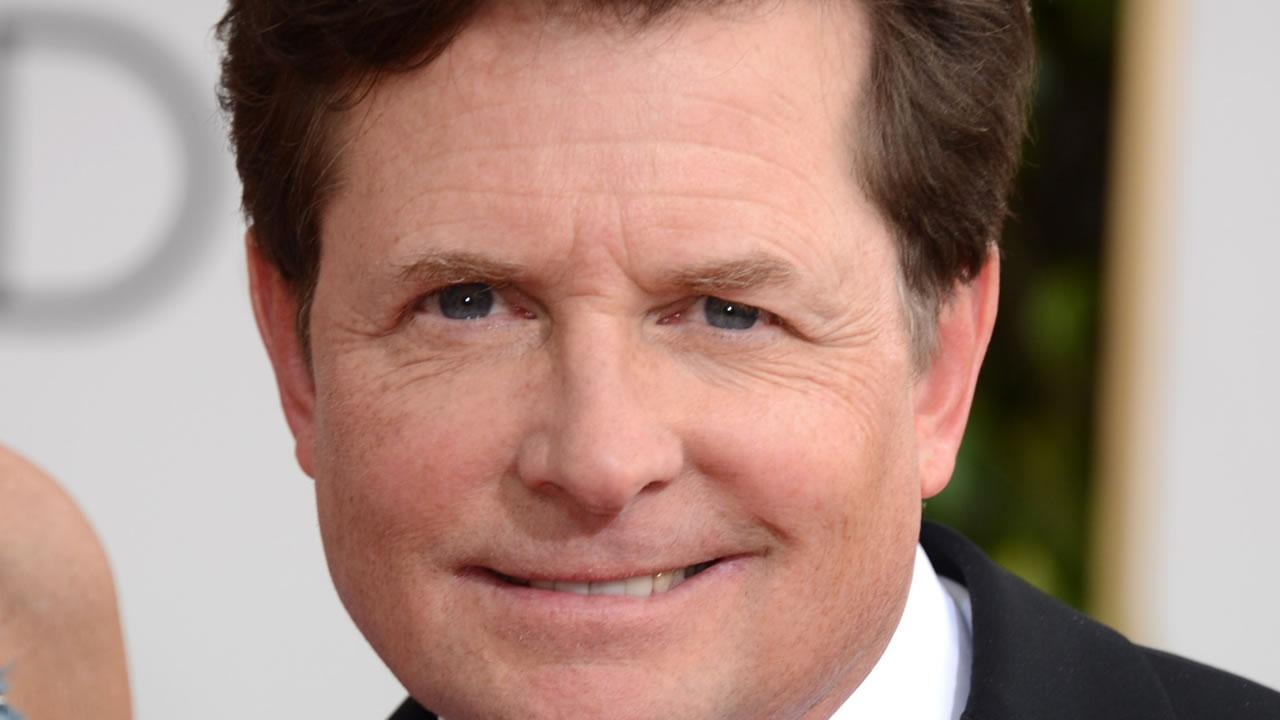Michael J. Fox arrives at the 71st annual Golden Globe Awards at the Beverly Hilton Hotel on Sunday, Jan. 12, 2014, in Beverly Hills, Calif. (Photo by John Shearer/Invision/AP)