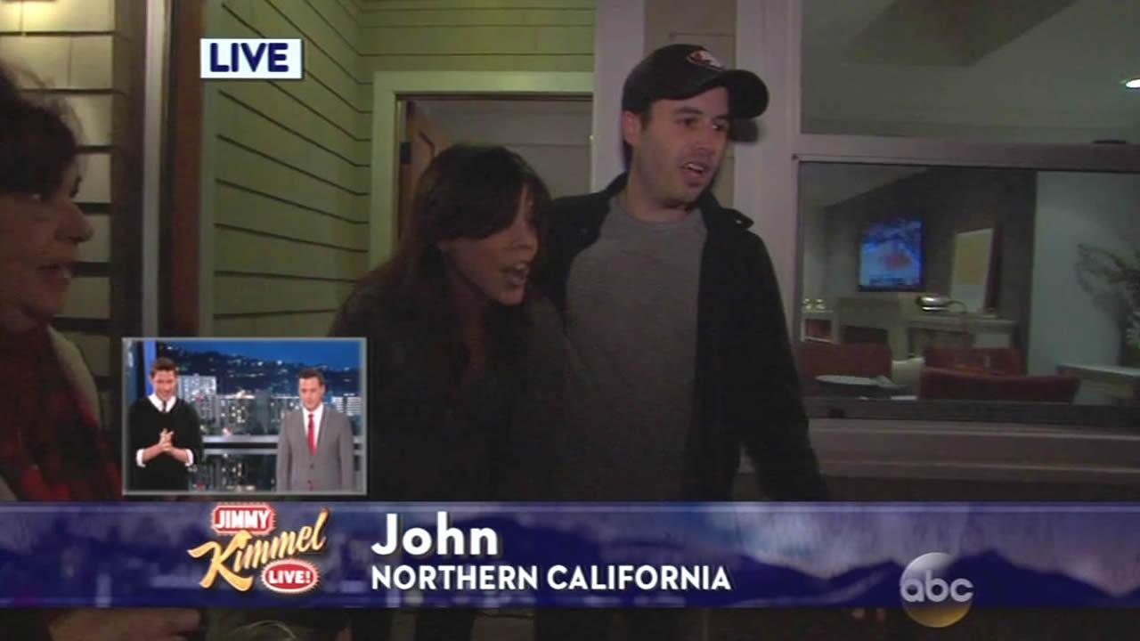 John Intrater won $1.5 million on Jimmy Kimmel Live