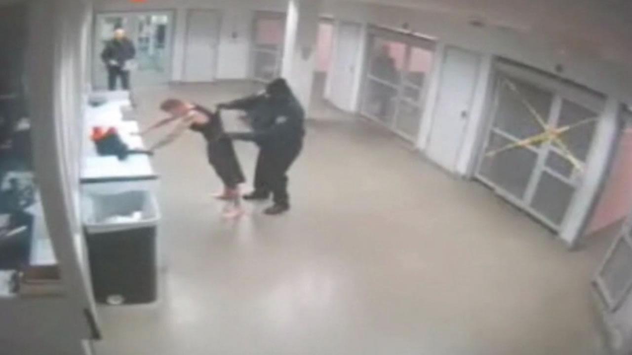 Justin Bieber arrest video in Miami