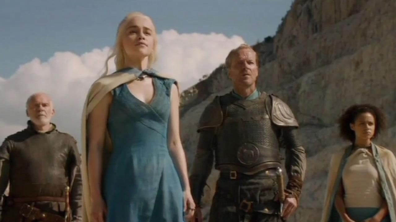 HBOs Game of Thrones.
