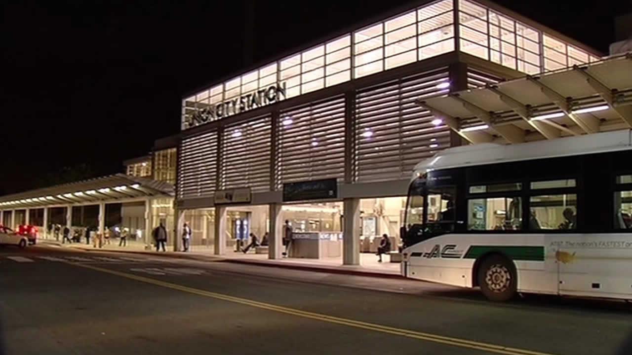 Union City BART station
