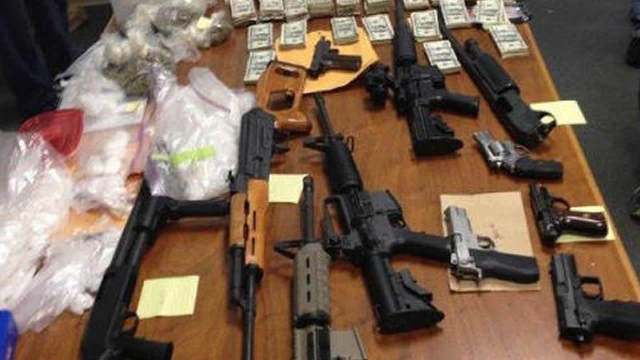 Contra Costa County drug task force nets $18M in meth