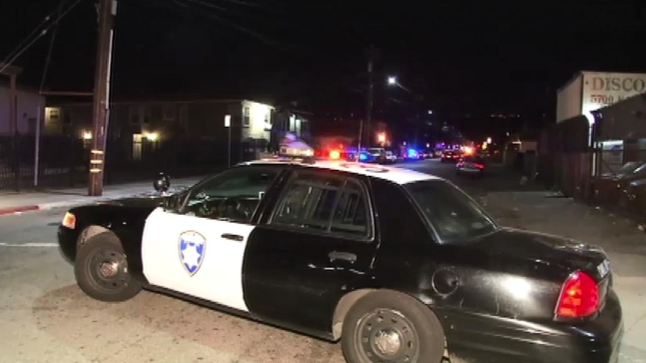 Officer-involved shooting in Oakland