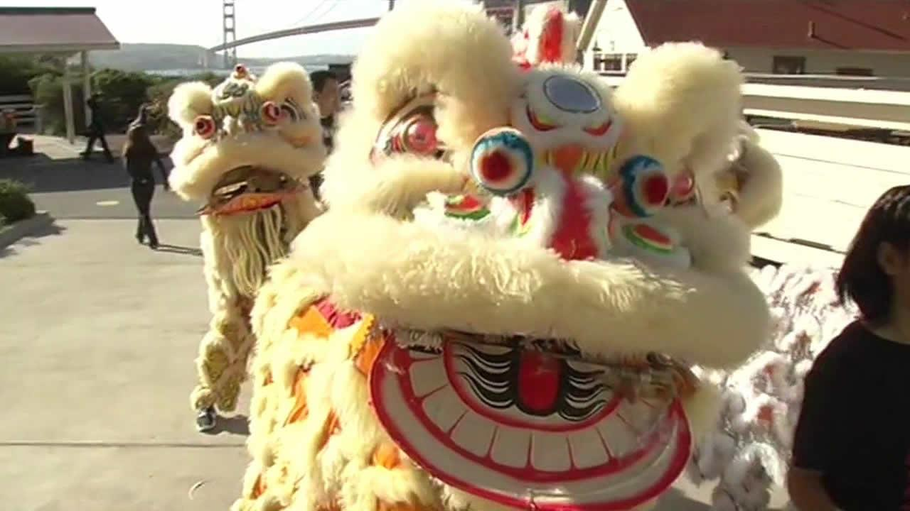 Chinese New Year in Sausalito