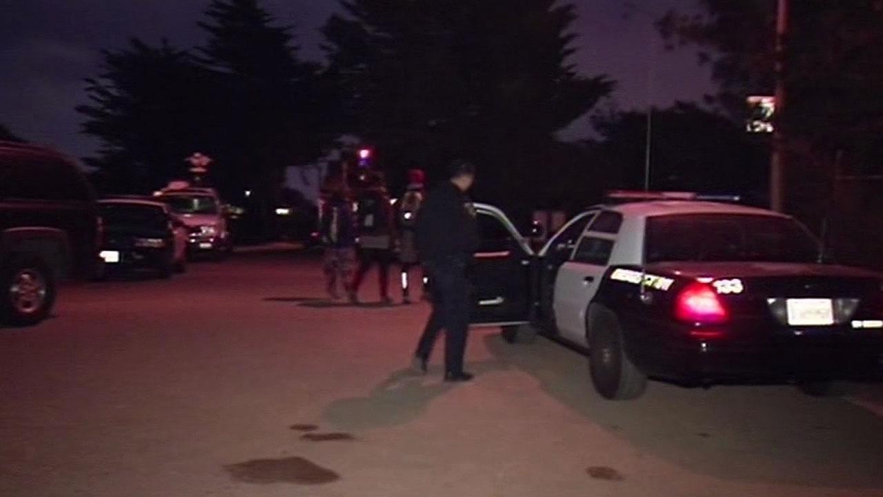 Bernal Heights Park shooting