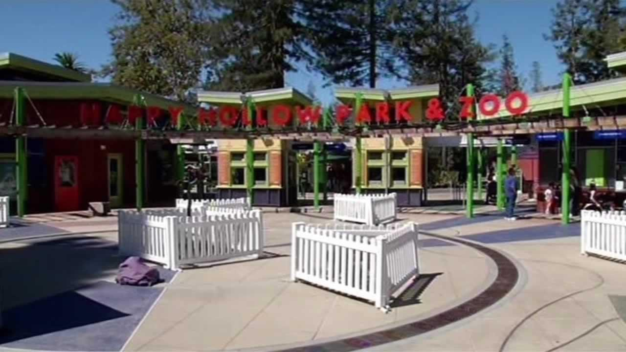 Happy Hollow Park and Zoo