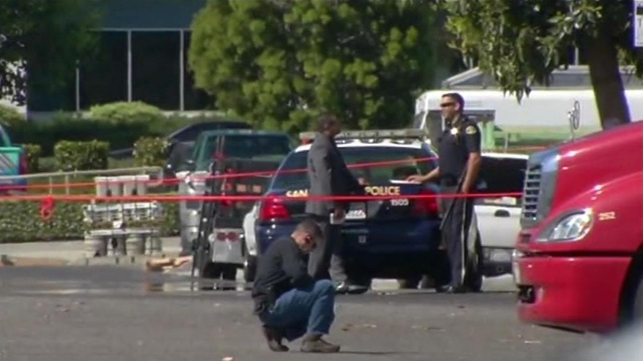 San Jose police.