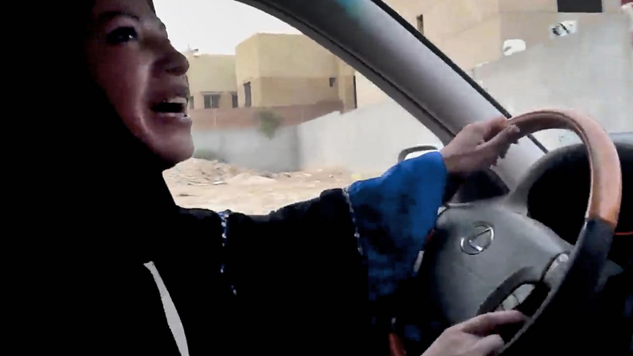 Women across Saudi Arabia plan to get behind the wheel Saturday to protest the tradition that forbids them from driving.