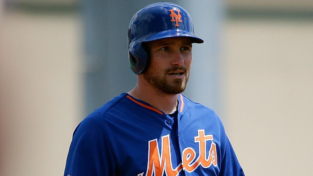 Mets second baseman Daniel Murphy