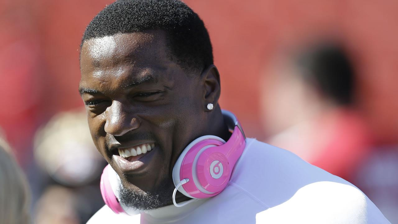 San Francisco 49ers linebacker Patrick Willis.