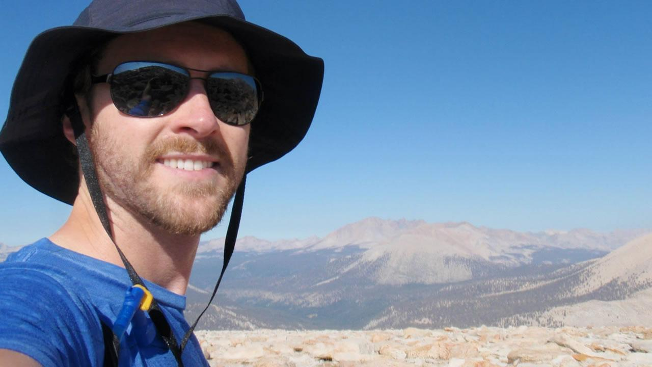 A well-meaning hiker is hoping to help return a camera to another hiker who appears to have dropped it while hiking in the Sierra over the weekend.