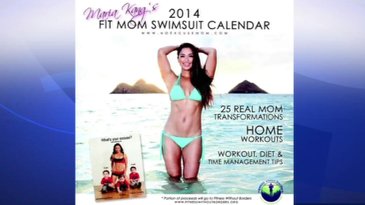 Fit Mom calendar