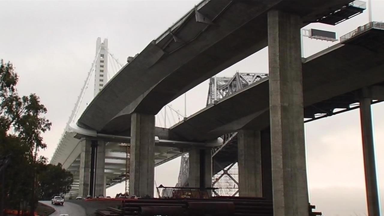 CHP investigating Caltrans over Bay Bridge welds