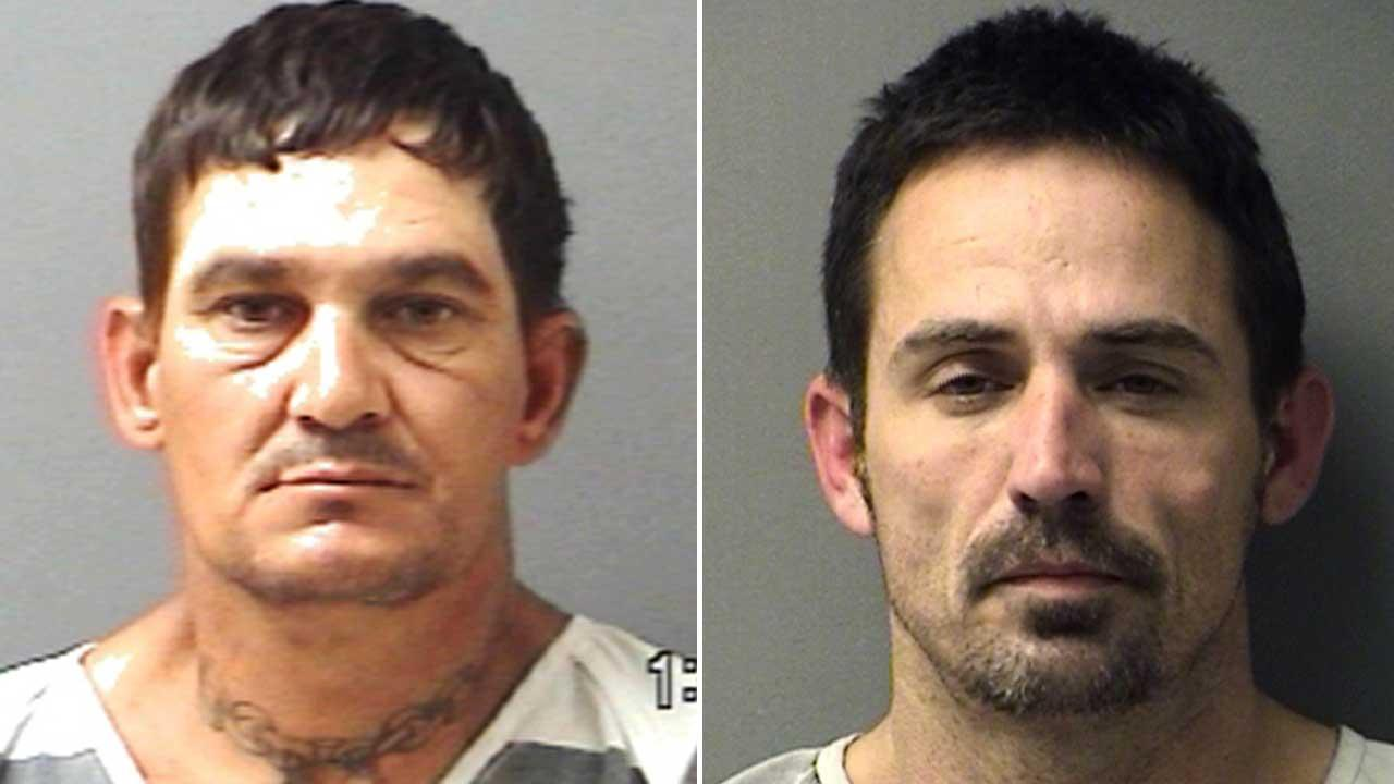 Texas escapees