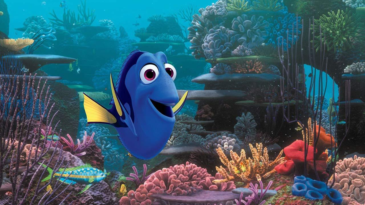 Finding Nemo sequel Finding Dory