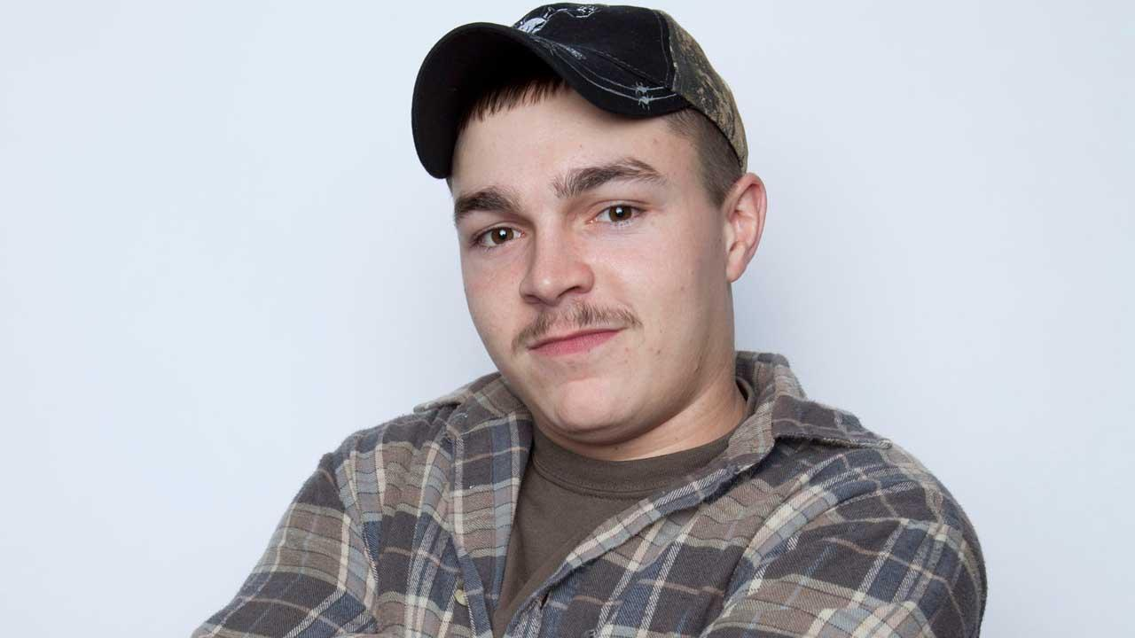 This Jan. 2, 2013 file photo shows Shain Gandee, from MTVs Buckwild reality series in New York. Gandee was found dead Monday, April 1, in a sport utility vehicle in a ditch along with his uncle and a third, unidentified person, authorities said. Kanawha County Sheriffs Department Cpl. B.D. Humphreys said the bodies of cast member, Shain Gandee, 21, his uncle David Gandee, 48, and the third person were found Monday near Sissonville. (Photo by Amy Sussman/Invision/AP, file)
