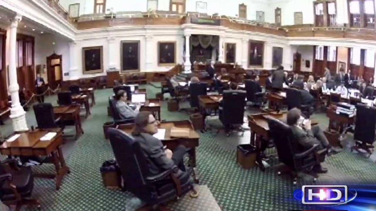 Texas Senate hearing focuses on state's sports arena spending
