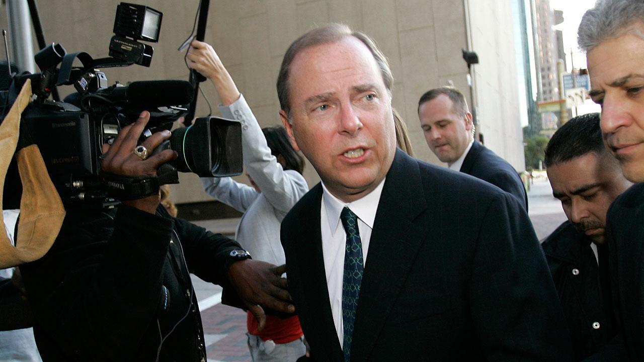 Former Enron CEO Jeff Skilling