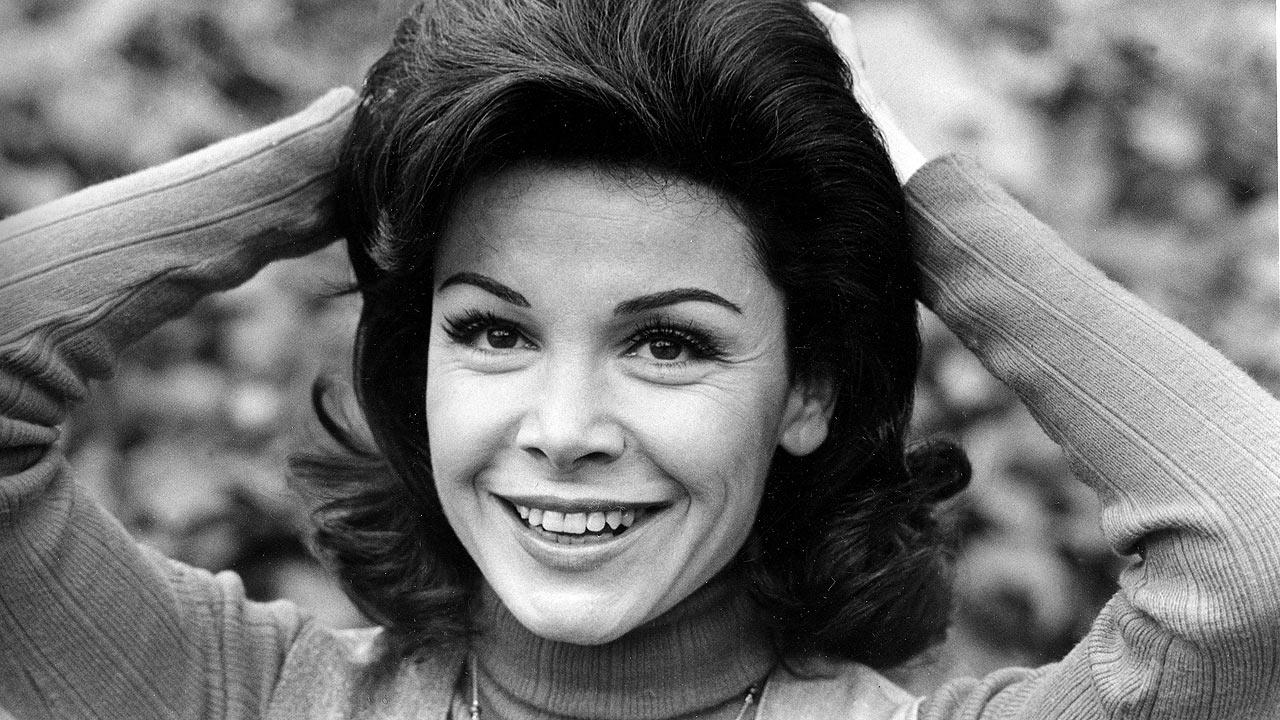 Annette Funicello dies at age 70